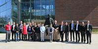 GACC Midwest members along with seminar attendees, students, and faculty members