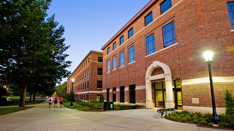 Mechanical Engineering Building Photo