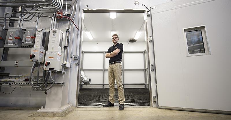 Graduate Program at Purdue Mechanical Engineering