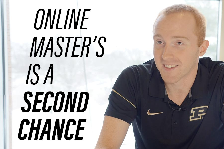 Read more: A second chance: Jonathan Ore goes from online master's to in-person PhD