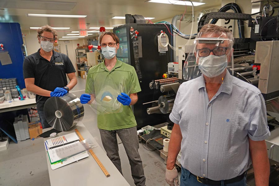 Read more: Purdue teams up with 3M to produce PPE