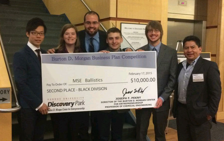 Martinsburg student selected in business competition