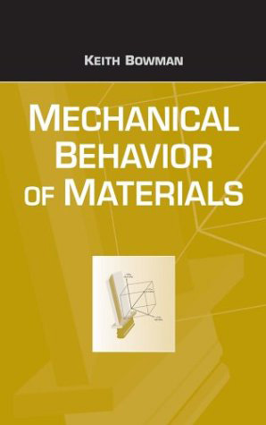 Mechanical Behavior of Materials Book