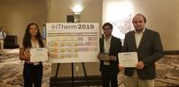 ITHERM Award Winners