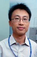 Zhu headshot