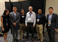 photo of HFES Purdue Recipients of the Gold Award