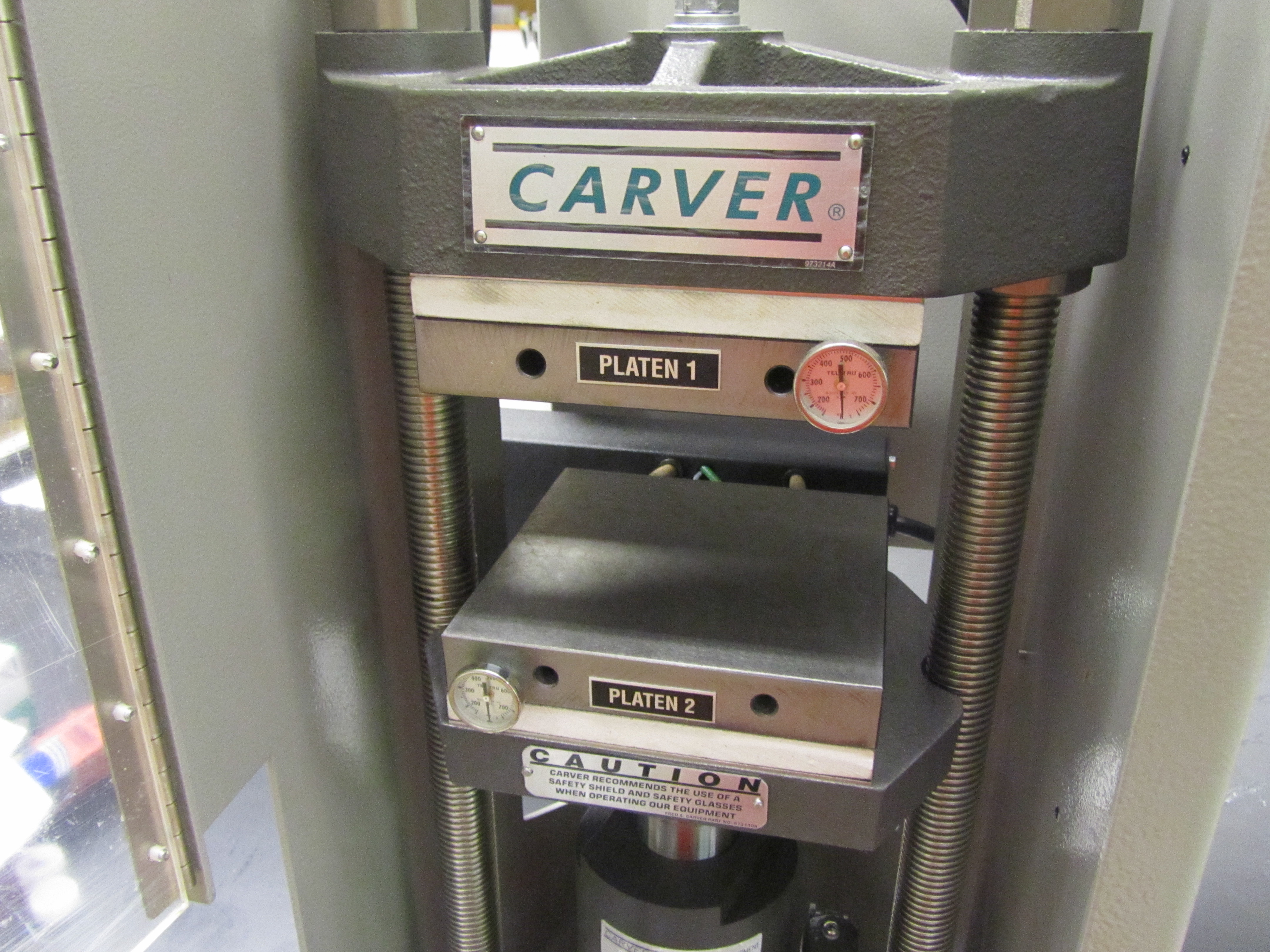 POWER Lab Carver Press