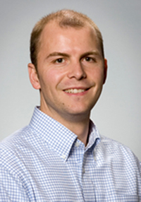 Photo of Russell Main, Assistant Professor of Biomedical Engineering and Basic Medical Sciences