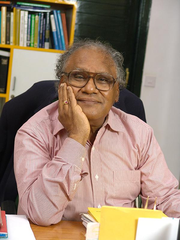Bharat Ratna C N R Rao profile picture