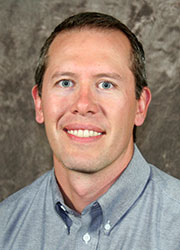 Photo of Michael K. Wendt, Associate Professor of Medicinal Chemistry and Molecular Pharmacology
