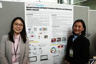 Photo of Rhoann Kerh & Dr. Yih