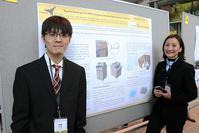 Photo of Sidi Deng & Dr. Yih