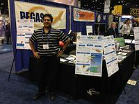 Arjun Rao at Heli-Expo