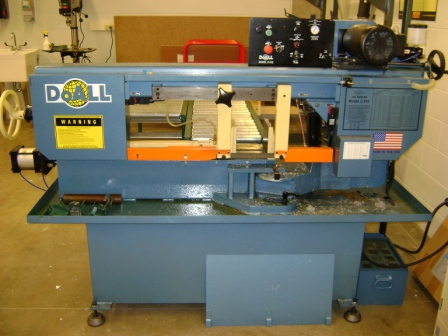 Horzontal Band Saw