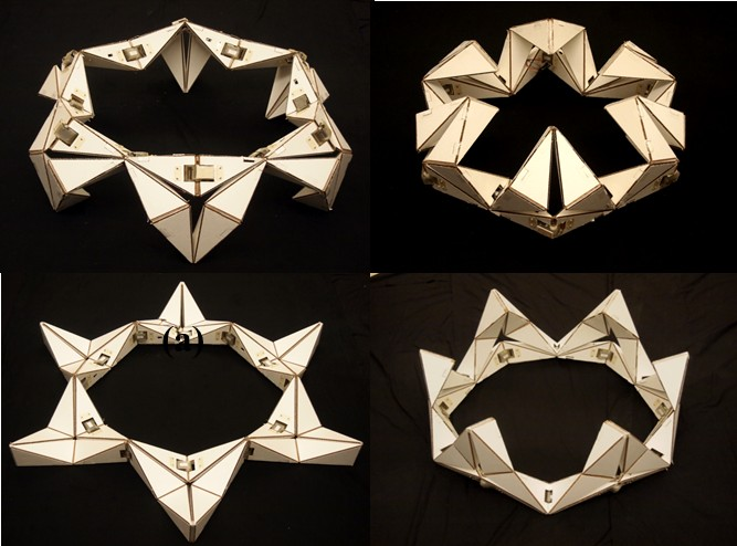 HexaMorph: A Reconfigurable and Foldable Hexapod Robot Inspired by Origami