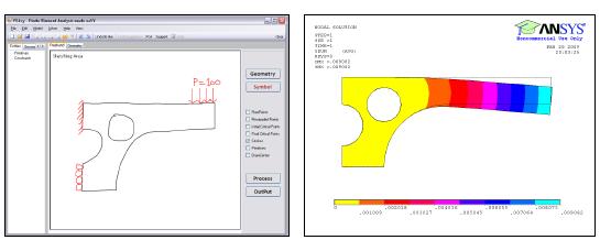 IDEA-Pen: Interactive Design and Analysis through a Pen-based Interface