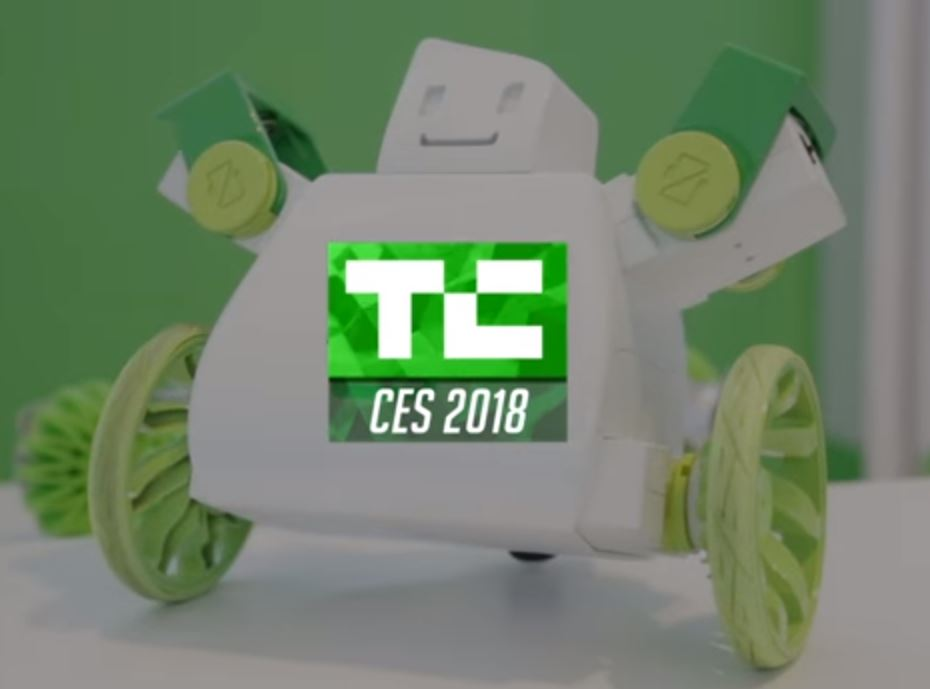 Ziro's robotics kit for kids now works with Alexa