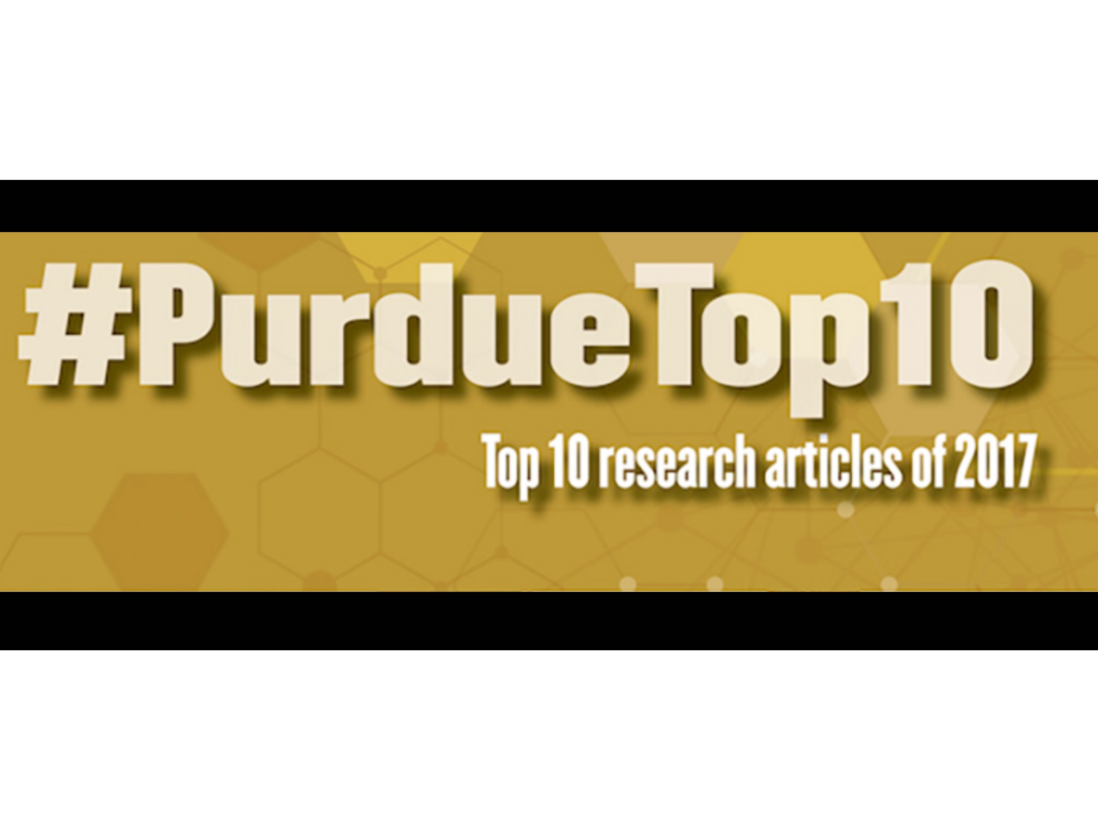 iSoft has been selected as top 10 2017 research news stories from Purdue University !