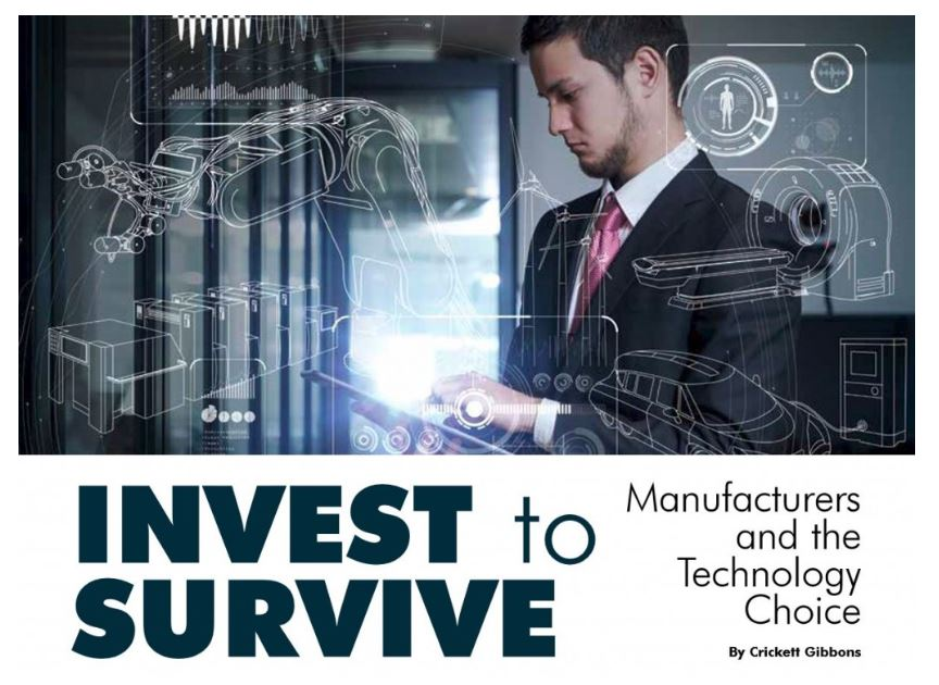 Manufacturing a Future – Indiana Chamber of Commerce BizVoice highlights NSF Factory of the Future project in Jan/Feb 2019 publication