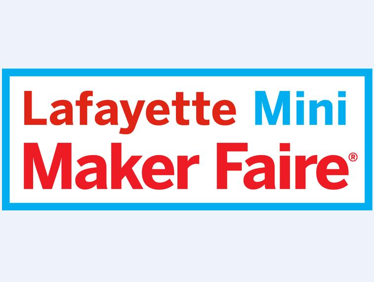 Lafayette Mini Maker Faire at Sunnyside Intermedite School on March 2nd 2019, 10am-3pm