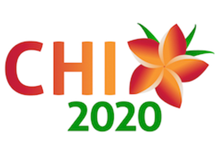 Four paper submissions are accepted in CHI 2020