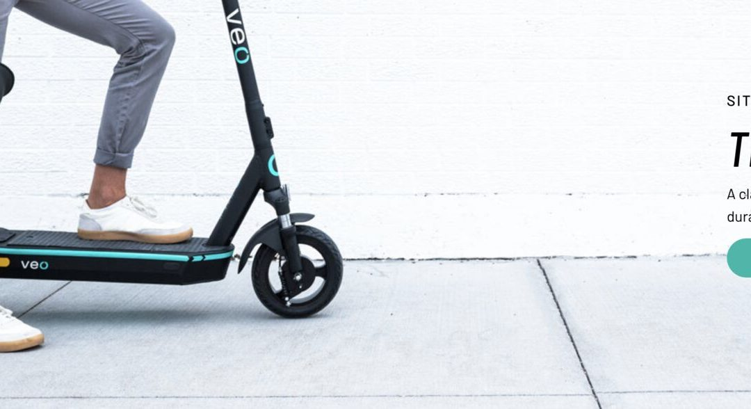 Veo Raises $16 Million in Funding to Scale Across the U.S., Paving the Way to Profitable, Sustainable Micromobility