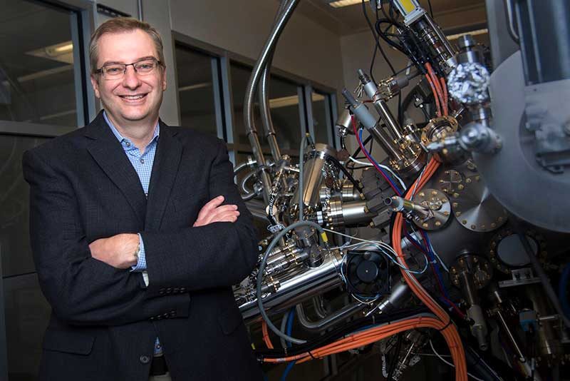 Microsoft, Purdue collaborate to advance quantum computing photo