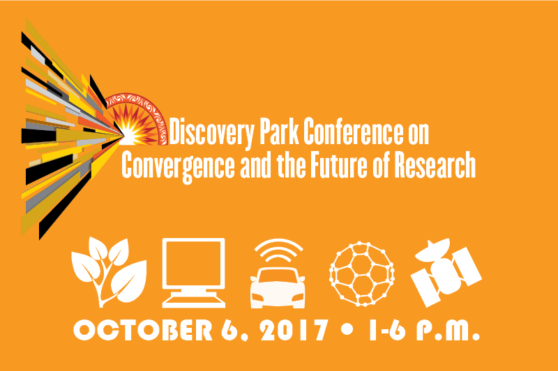 Discovery Park Convergence and the Future of Research Conference photo