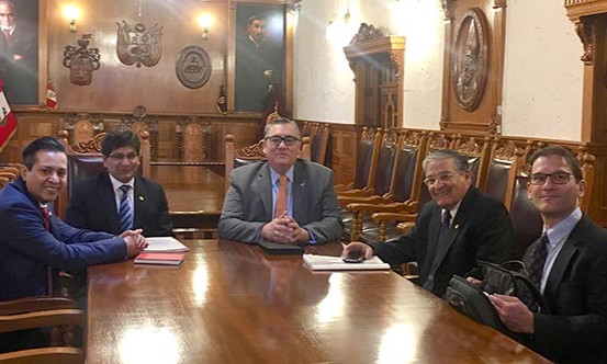 Purdue, Peruvian university enter into research and innovation alliance photo