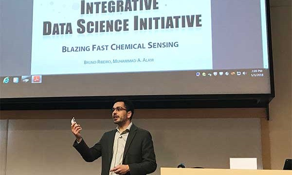 Discovery Park announces winners among Integrative Data Science Initiative research proposals photo