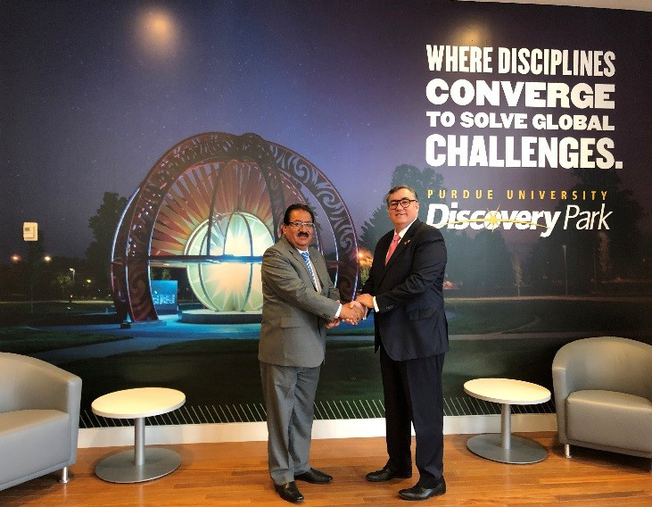 Discovery Park and Peru's UNCP form strategic alliance photo
