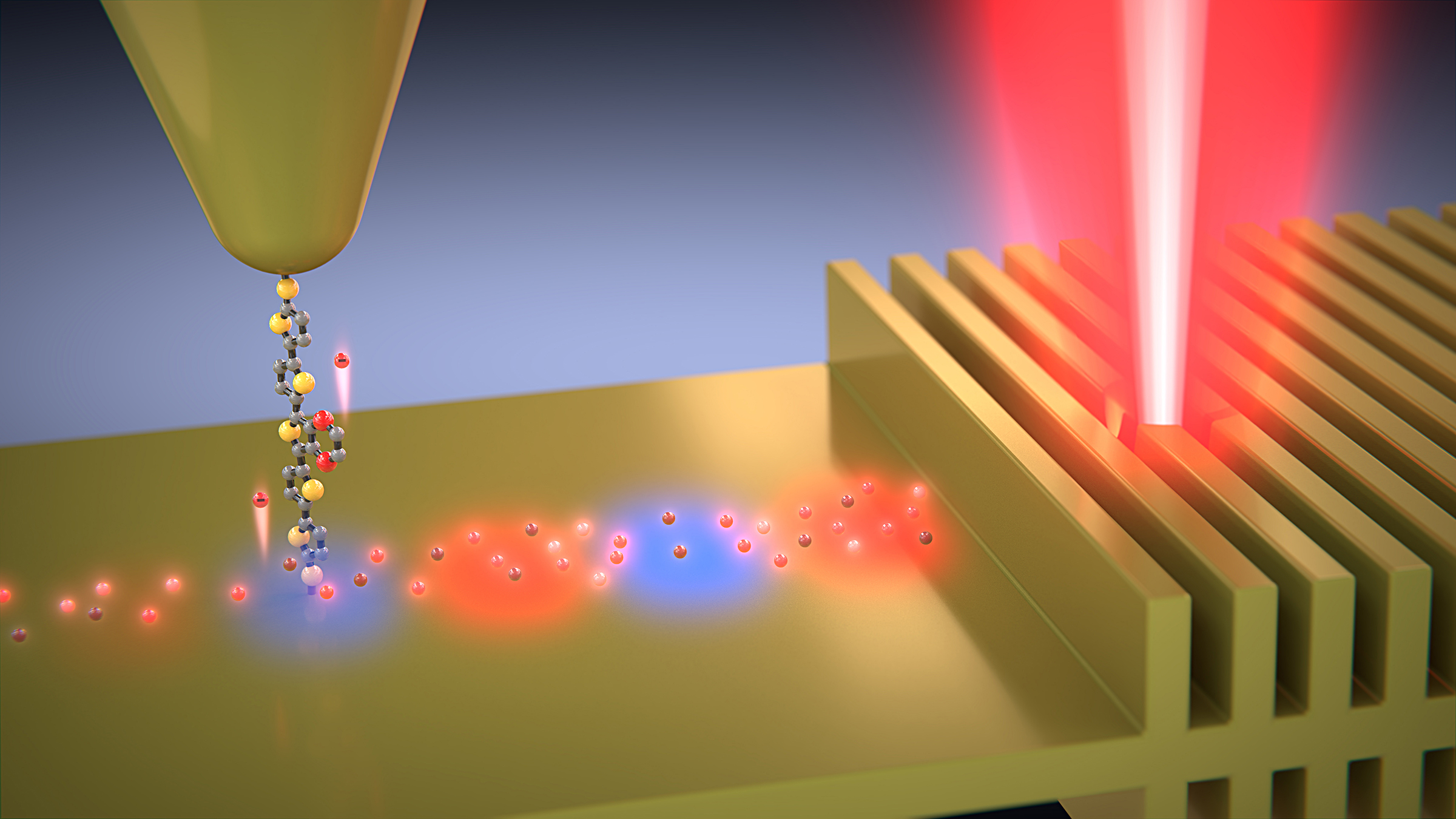 Discovery unlocks 'hot' electrons for more efficient energy use photo