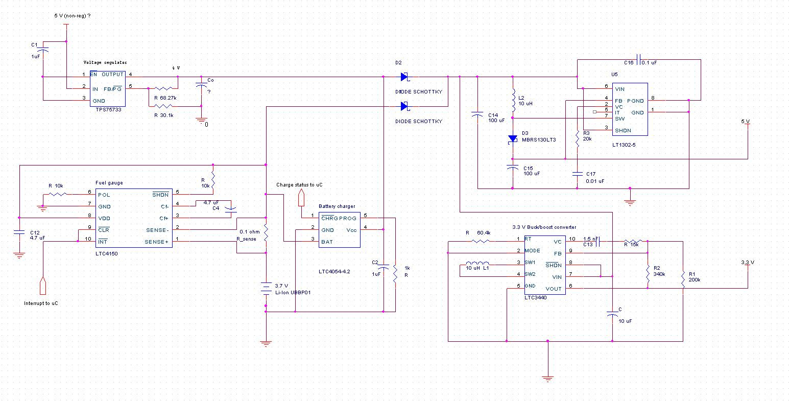Madalina Vintilas Lab Notebook High Current 5 Volt Regulator Electrical Engineering Stack Exchange Power Management Part Of The Schematic Has Reached As Tonight Some Resistor And Or Capacitor Values Might Need To Be Changed But Theoretically