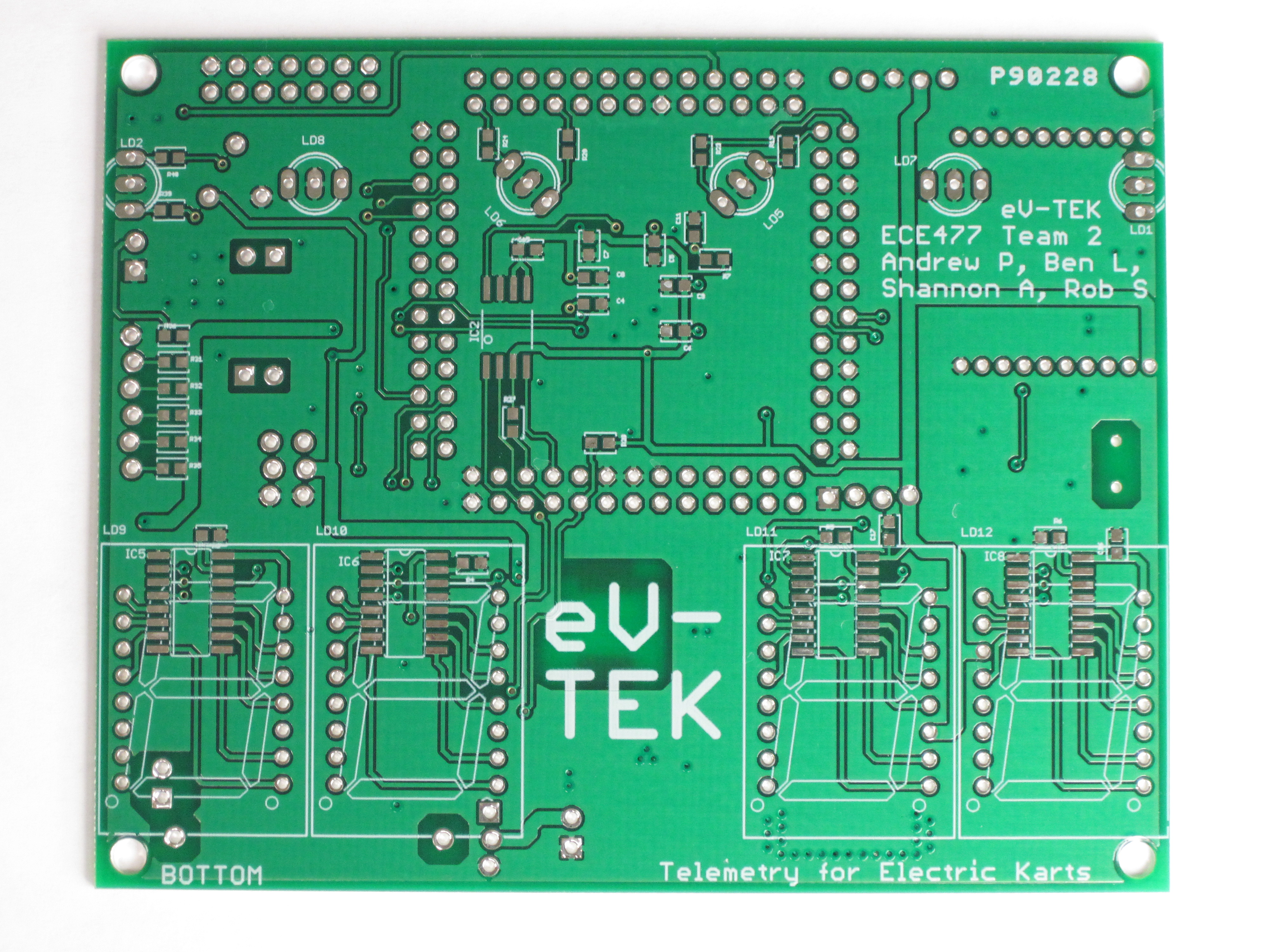 Ben Laskowskis Lab Notebook Figure 2 Circuit Has An Isolated 5v To At 400ma Power Supply The Unfortunately Box Of Sample Parts Containing High Efficiency Switchmode Regulator Complete Was Located