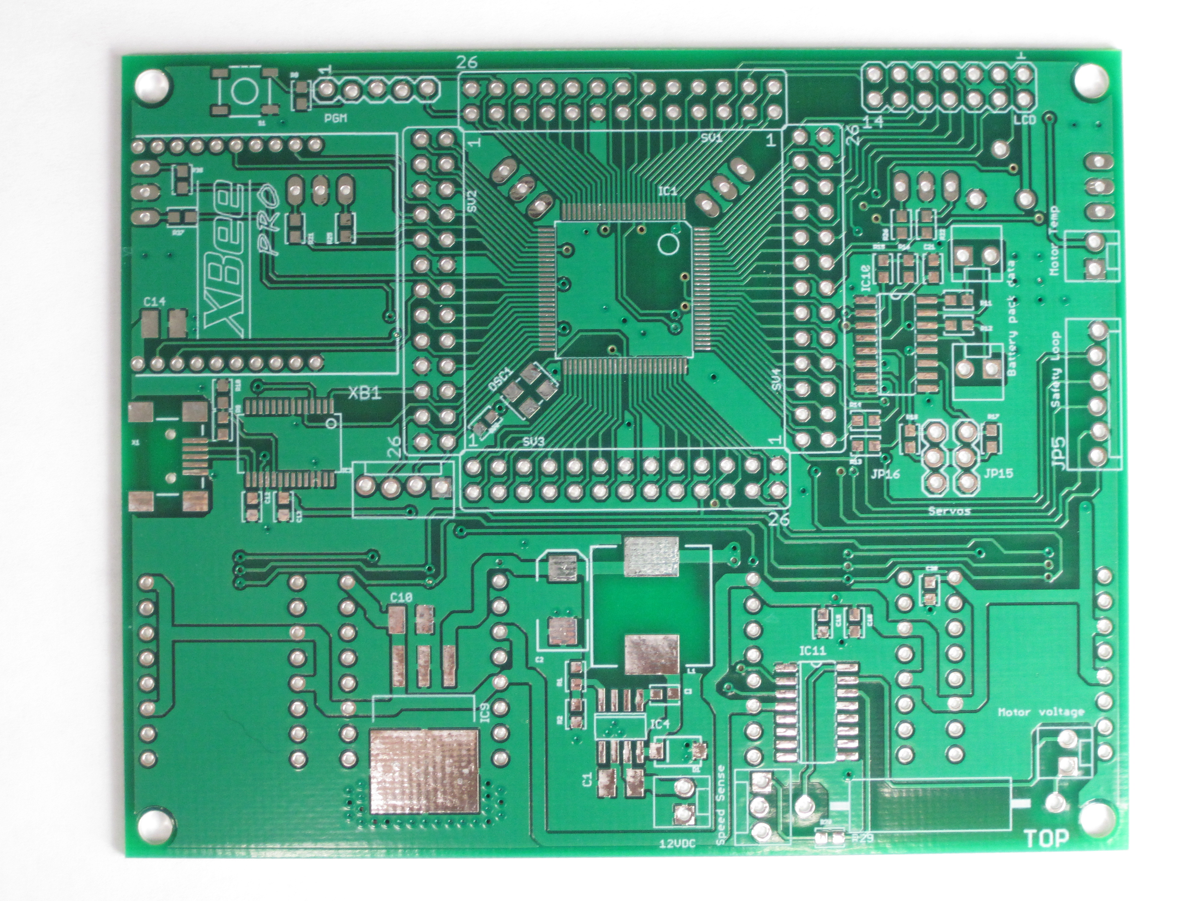 Ben Laskowskis Lab Notebook Pushbutton Completes The Path For Current Flow And Energizes Motor Unfortunately Box Of Sample Parts Containing High Efficiency Switchmode Regulator To Complete Power Supply Was Located At