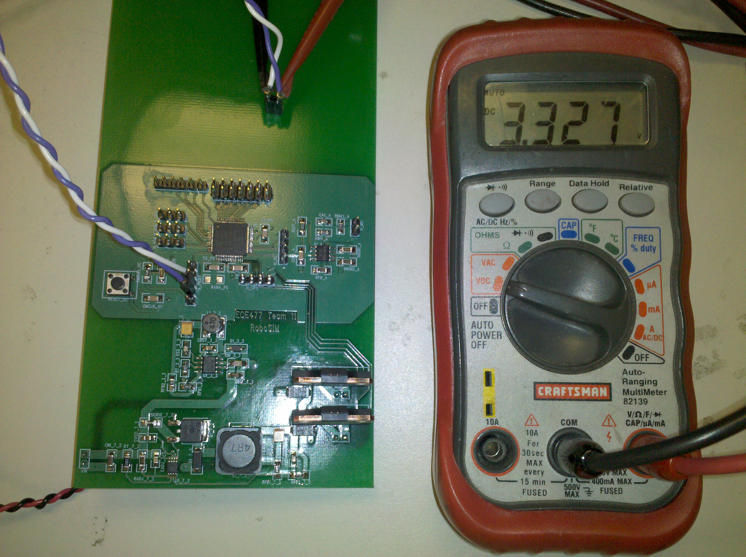 Ryan Taylors Lab Notebook More Display Circuits Hobby Category List Email David A Mirco On Board