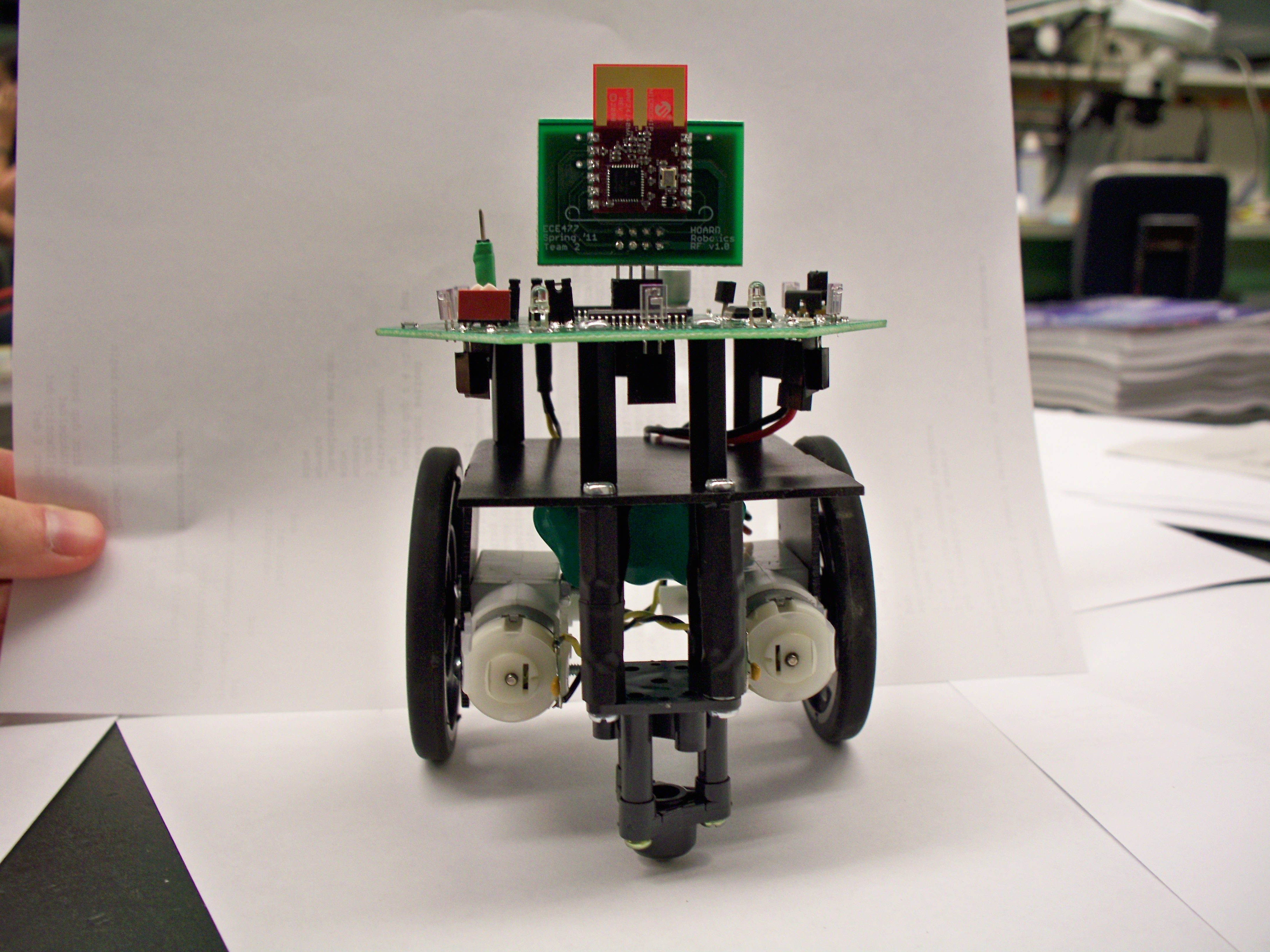 Trentons Lab Notebook Toy And Carefully Look For Circuitry That You Can Bend Manipulate I Also Charged Some More Batteries We Recieved The Mouser Order Were Waiting So Able To Finish Robot Boards
