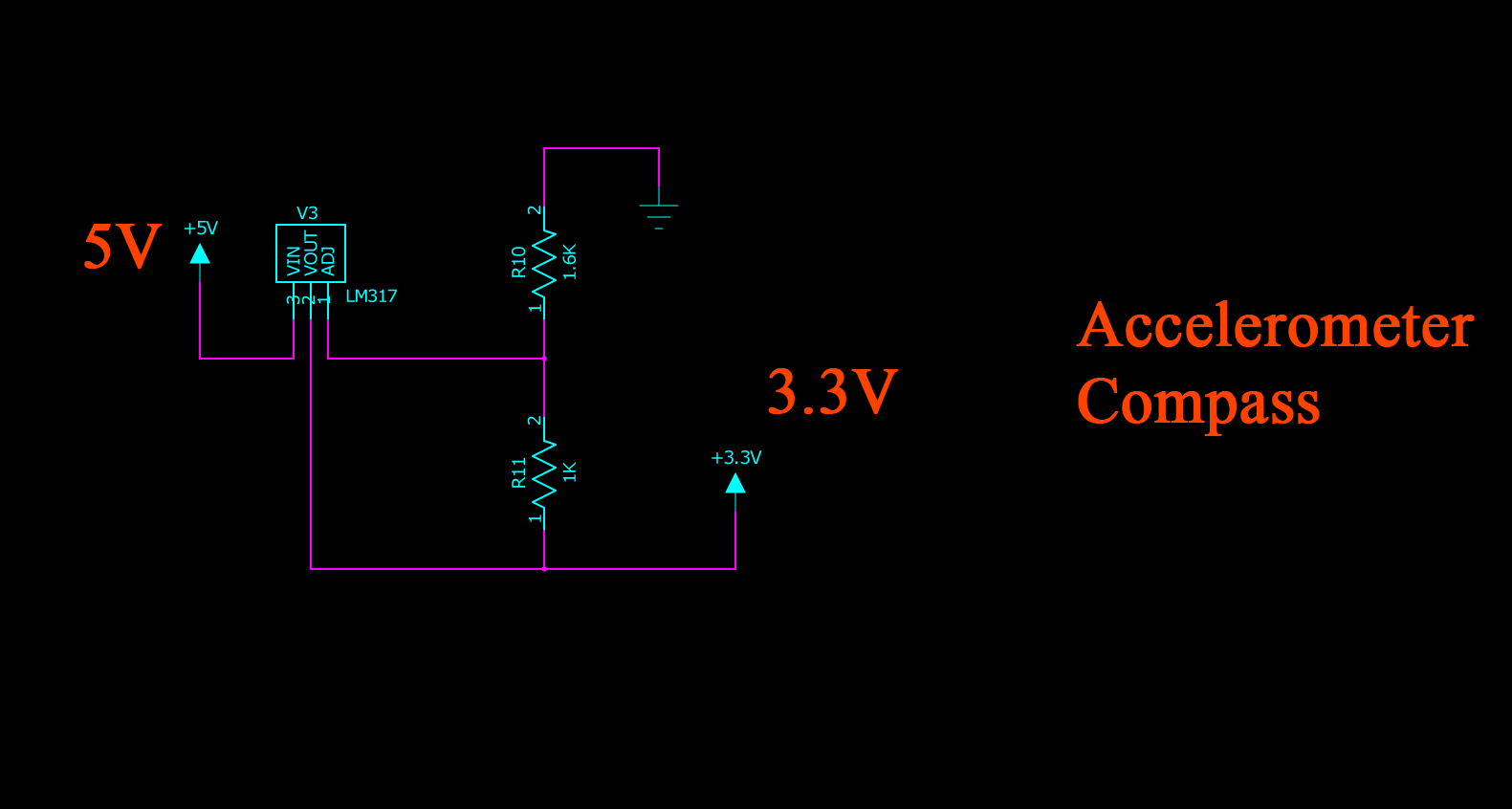 Voltage Regulator Circuit Another For Lm 317 Sebastians Lab Notebook 55v Schematic