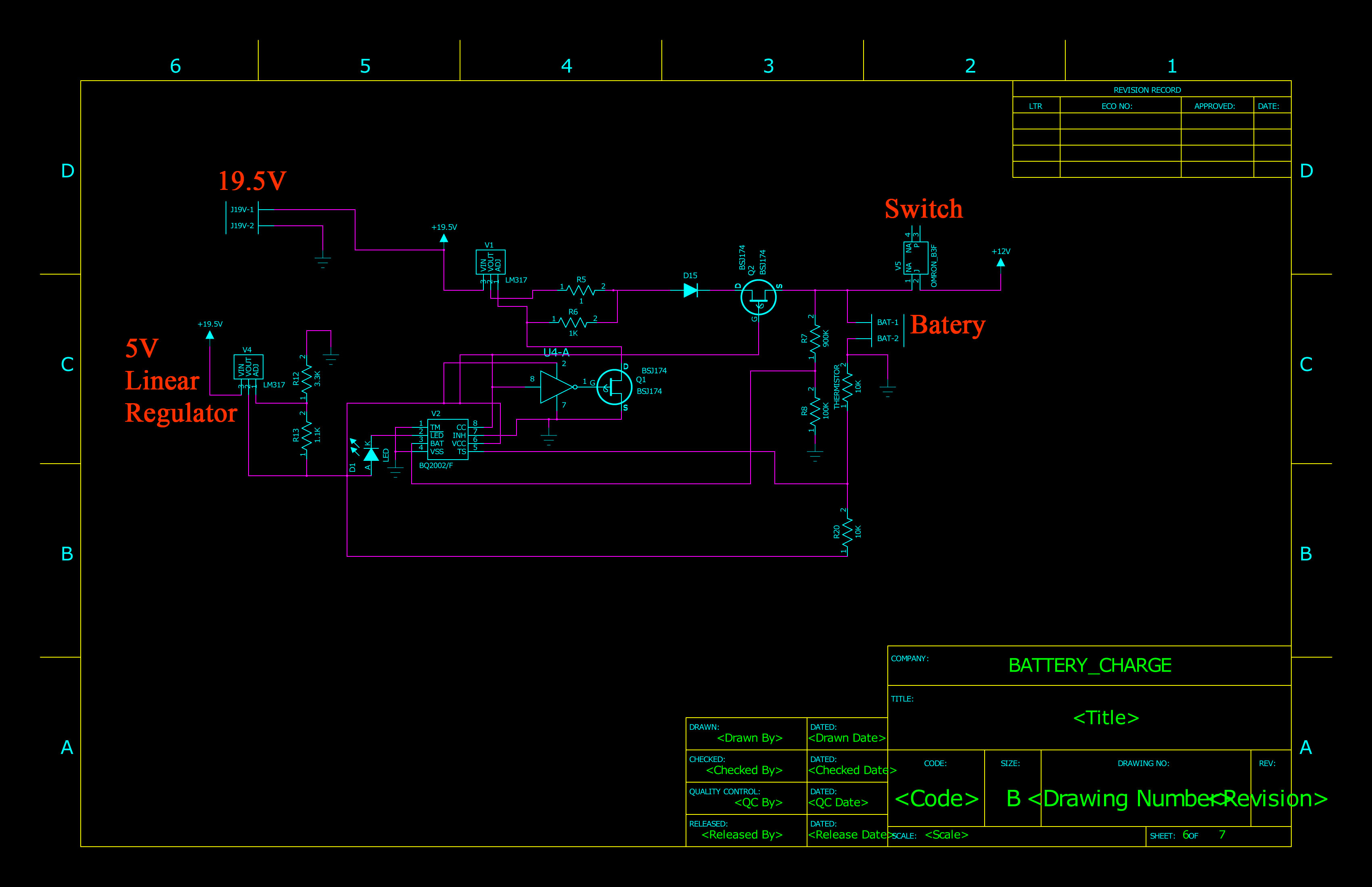 Sebastians Lab Notebook The Lm317 Acts As A Current Regulator It Is Connected To Battery Recharging Circuit Schematic
