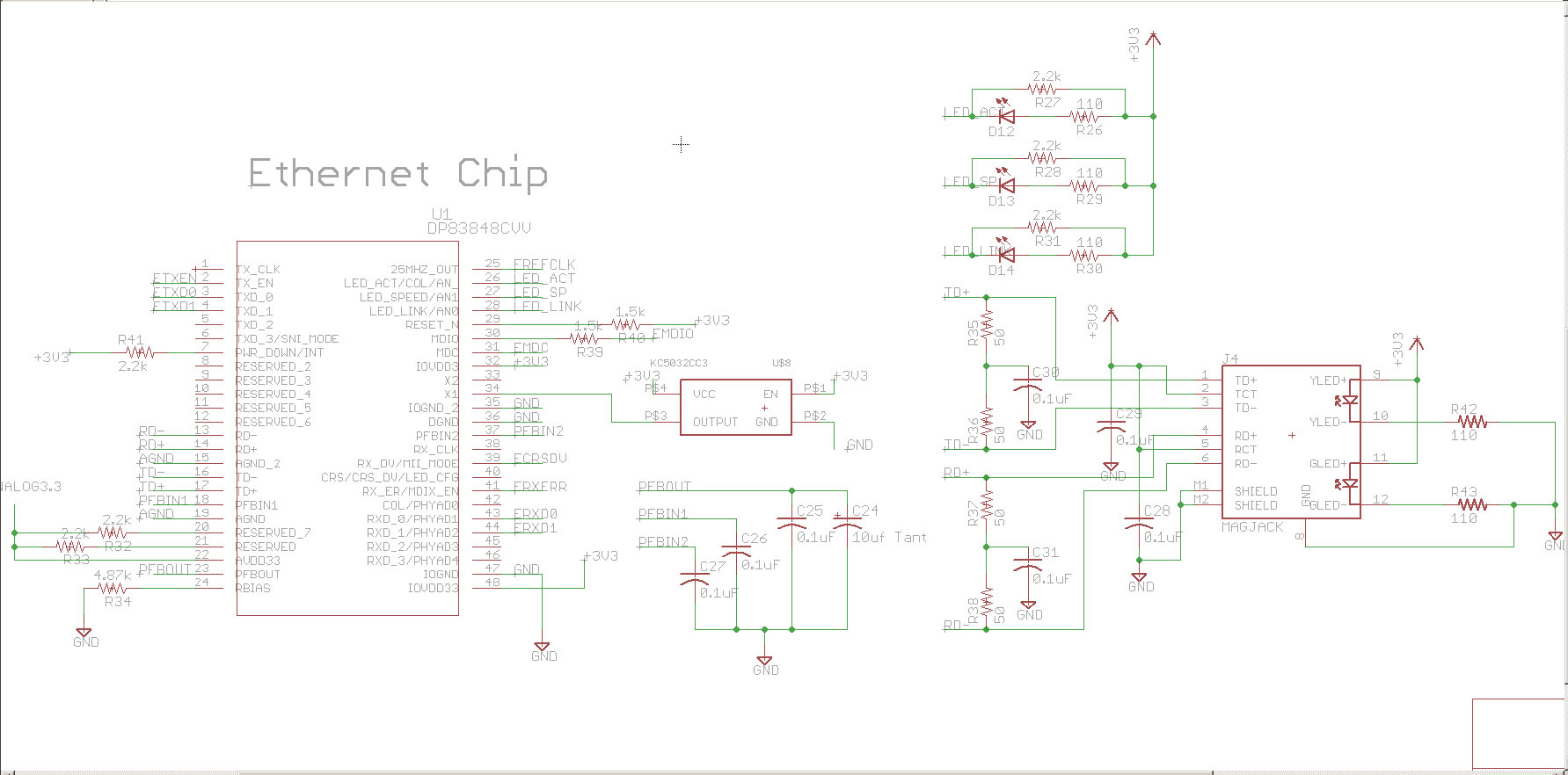 hdmi circuit diagram free