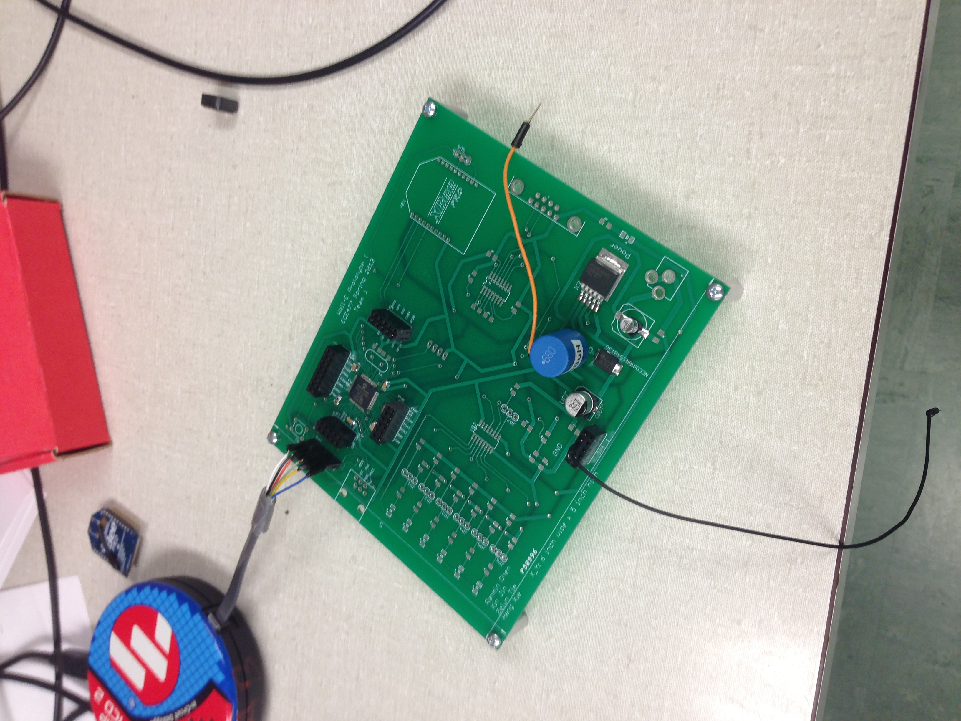 Xin Jins Lab Notebook Laptop Power Supply Circuit That Hangs Up In Some Come With The Idea It Will Work Better If I Put Pcb Lower Deck And Vertically Insert H Bridge Breakout Board To Middle