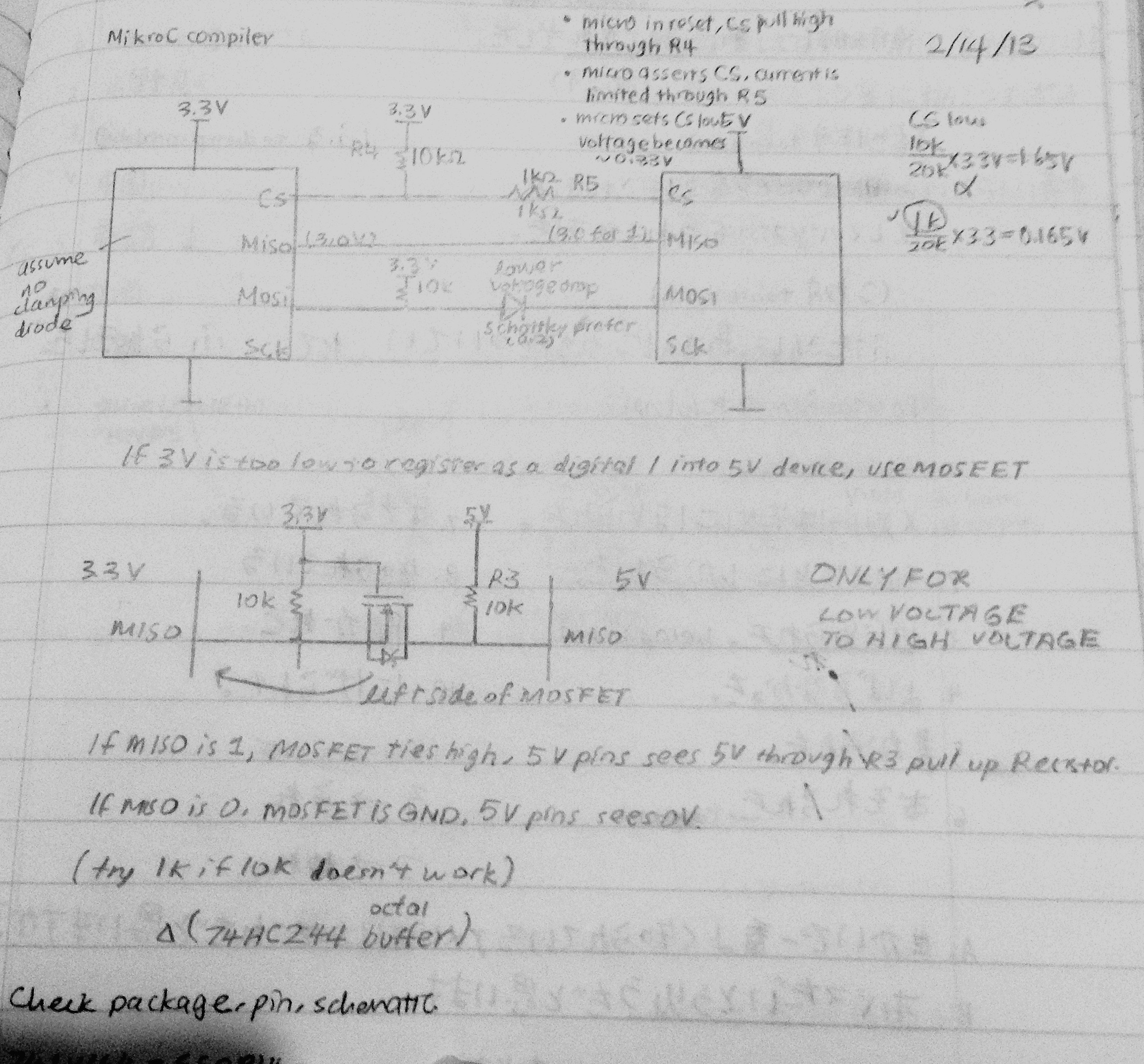 Wan Qi Choos Lab Notebook Diagram Likewise Rs232 Db9 Connector Pinout On 9 Pin Din Cable Thus The Sd Card Reader Lcd And 12 Bit Dac Have To Share Same Mosi 52 As Led Driver Chips As1115 Needed Other I2c Port