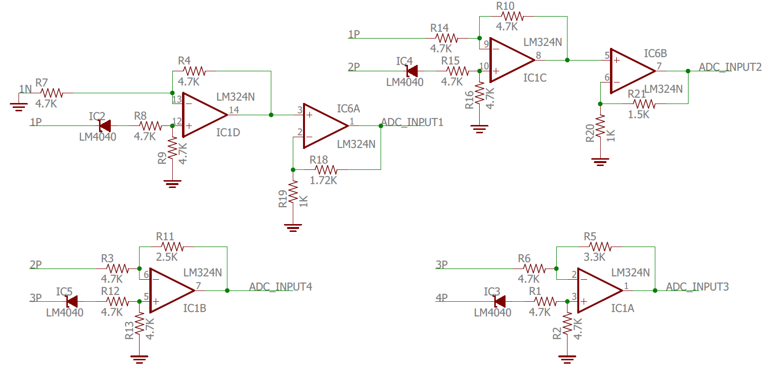 Ece477 Course Documents Op Amp Summer Circuit Figure 3 The Final Opamp As Demonstrated In Lab On A Breadboard With An Arduino Resemblance To Star Wars Rifles Is Completely Unintentional