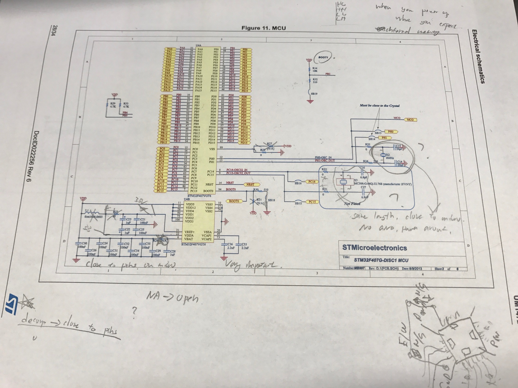 Ece477 Course Documents Ipad 2 Logic Board Diagram Figure 6 Taking Notes On The Schematic