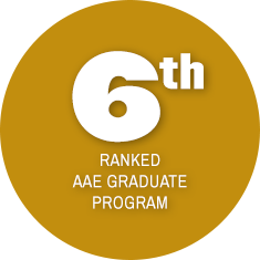 6th Ranked AAE Graduate Program