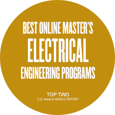 Best Online Master's Electrical Engineering (Top Two)