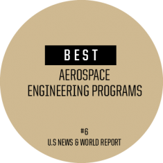 Best Aerospace Engineering Programs (Rank 6) US News