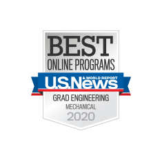 Best Online Grad Engineering Mechanical Badge