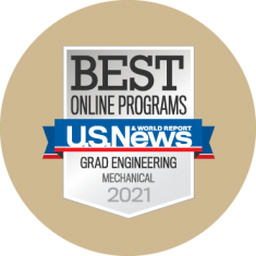 Best Online Programs Grad Engineering Mechanical 2021