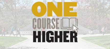 One Course higher